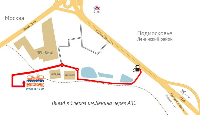 карта проеза